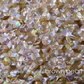 brown-mother-of-pearl-tile-star